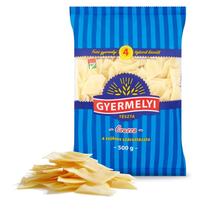 Paste Maltagliati cu 4 ouă Gyermelyi