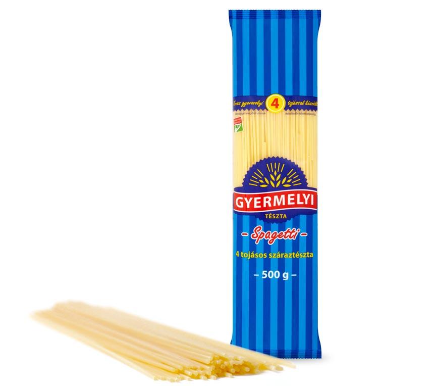 Paste spaghete cu 4 ouă Gyermelyi
