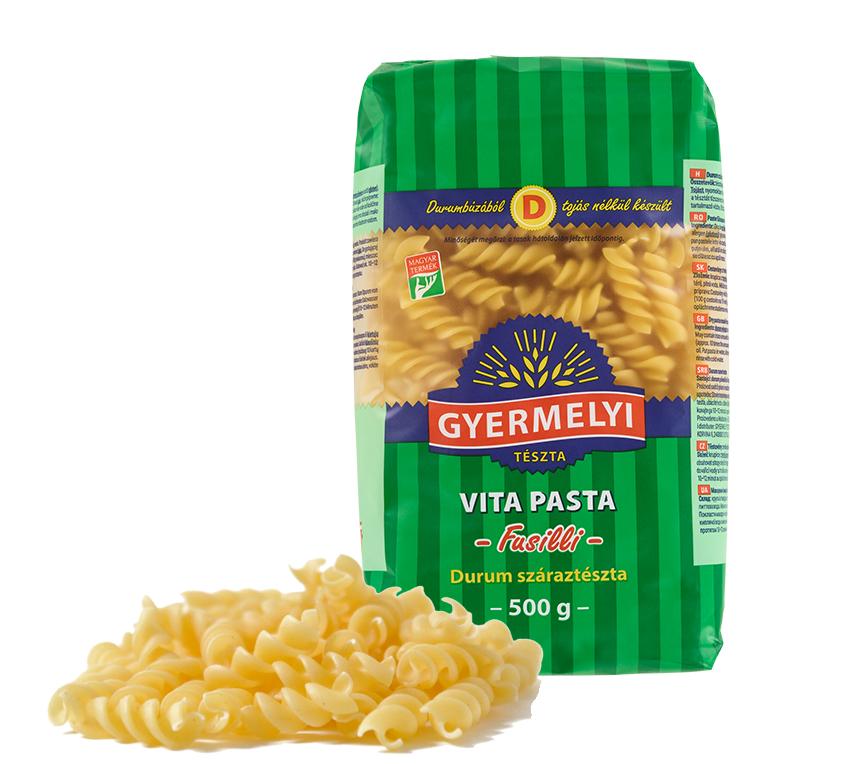 Spirale Vita Pasta Gyermelyi